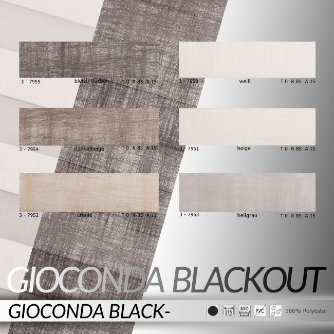 Gioconda Blackout