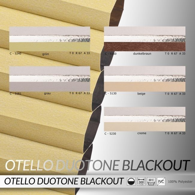 Otello Duatone Blackout